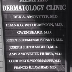 Photo Of Memphis Dermatology Clinic   Memphis, TN, United States. Doctors  Or Specifically
