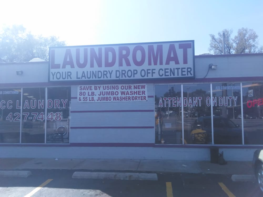 County Coin Laundry Co