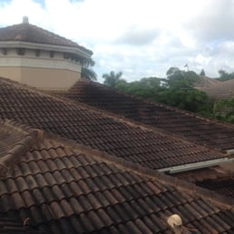Photo Of Fiddler Roof Cleaning   Boynton Beach, FL, United States