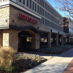Photo Of Ruby Tuesday Washington Dc United States From Wisconsin Ave