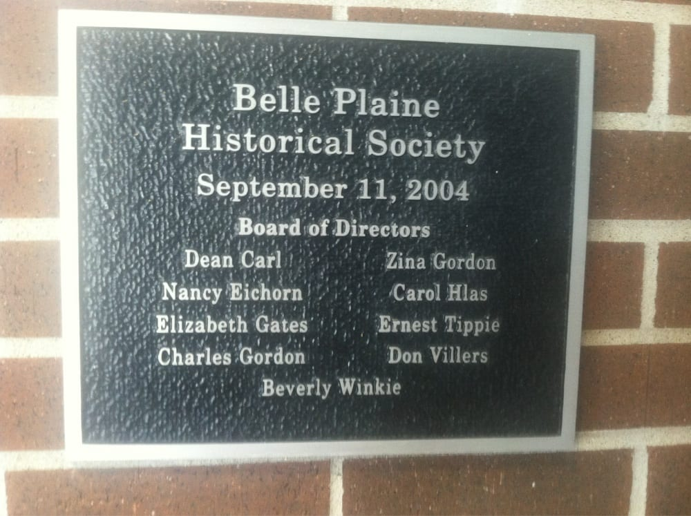 Belle Plaine Area Museum: 901 12th St, Belle Plaine, IA