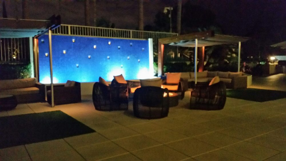 3rd Floor Lounge Area