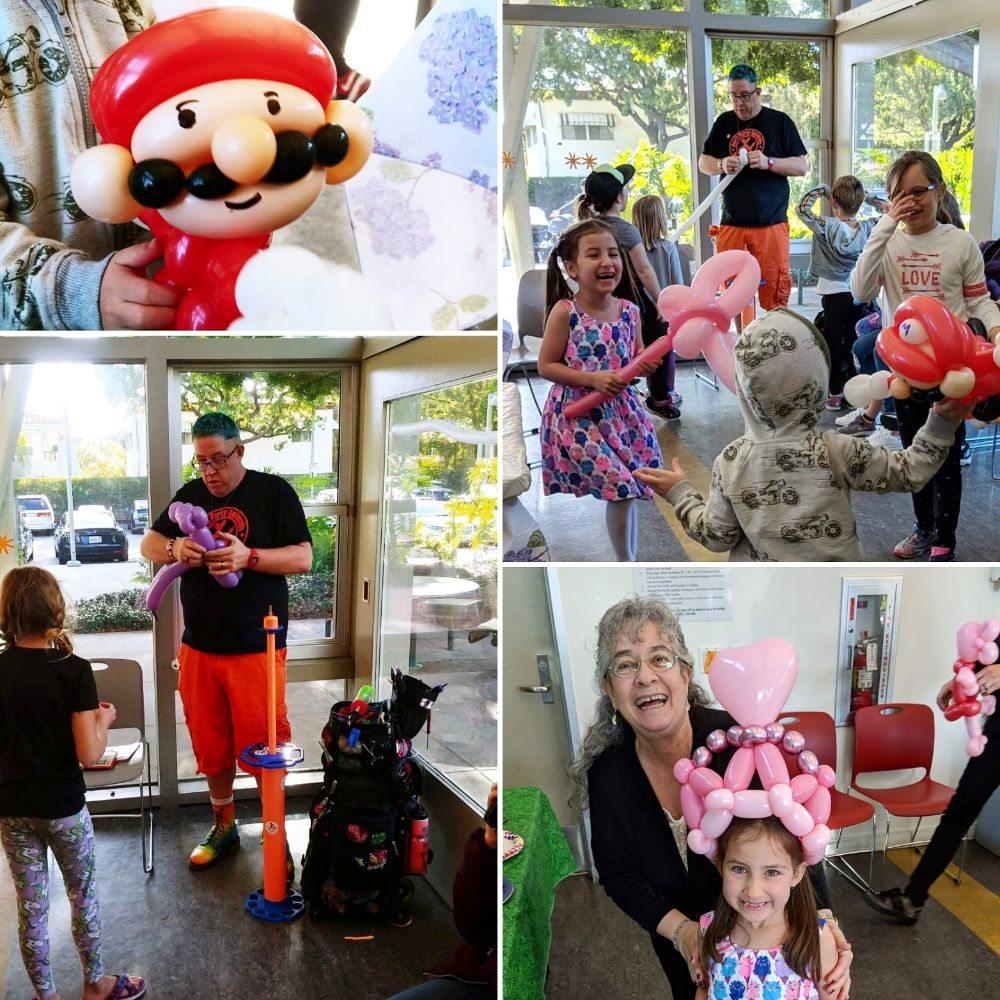 Joe's Party Animals: Encino, CA
