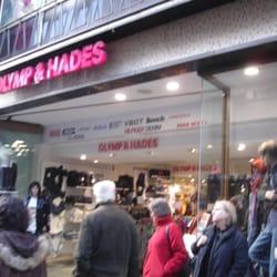 Hades Str93 Hohe Closed 99 Olympamp; Fashion rBeCdxo