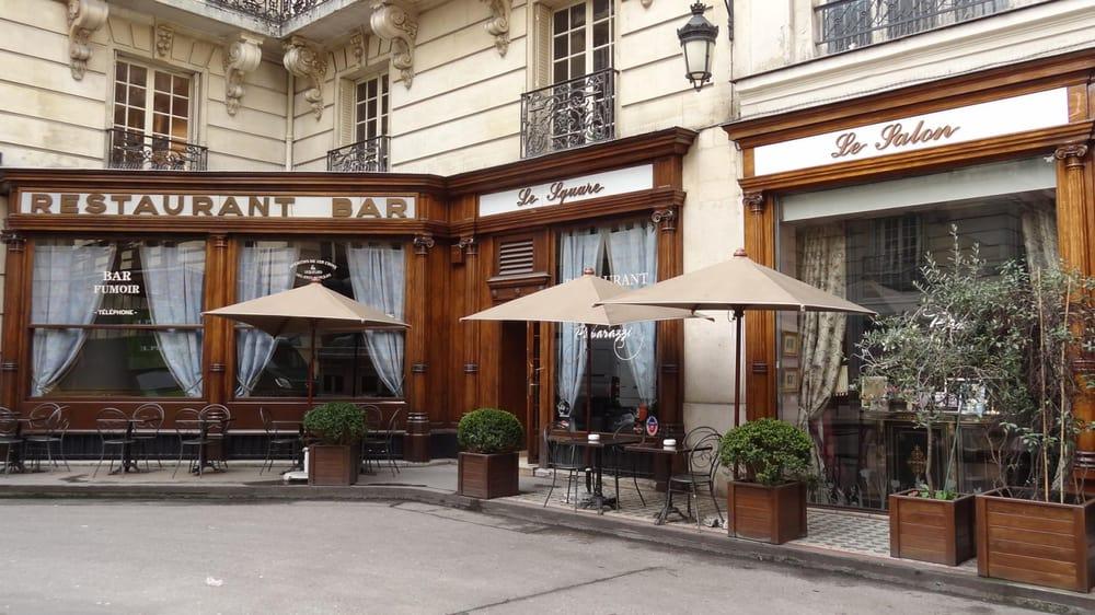 Restaurant Italien Saint Lazare