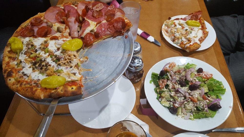 Kraving Kebab Pizza