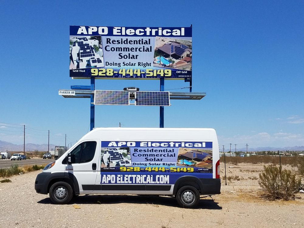 APO Power Management: 4825 Mohave Valley Hwy, Fort Mohave, AZ