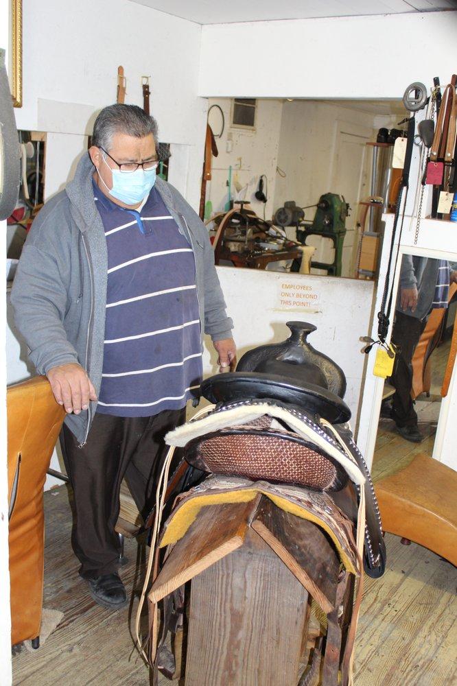 Oscar's Custom Boots & Shoe Repair: 61 Colonial Rd, Tarboro, NC
