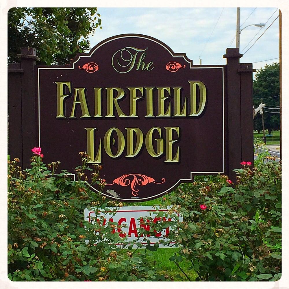 Fairfield Lodge: 5104 Fairfield Rd, Fairfield, PA