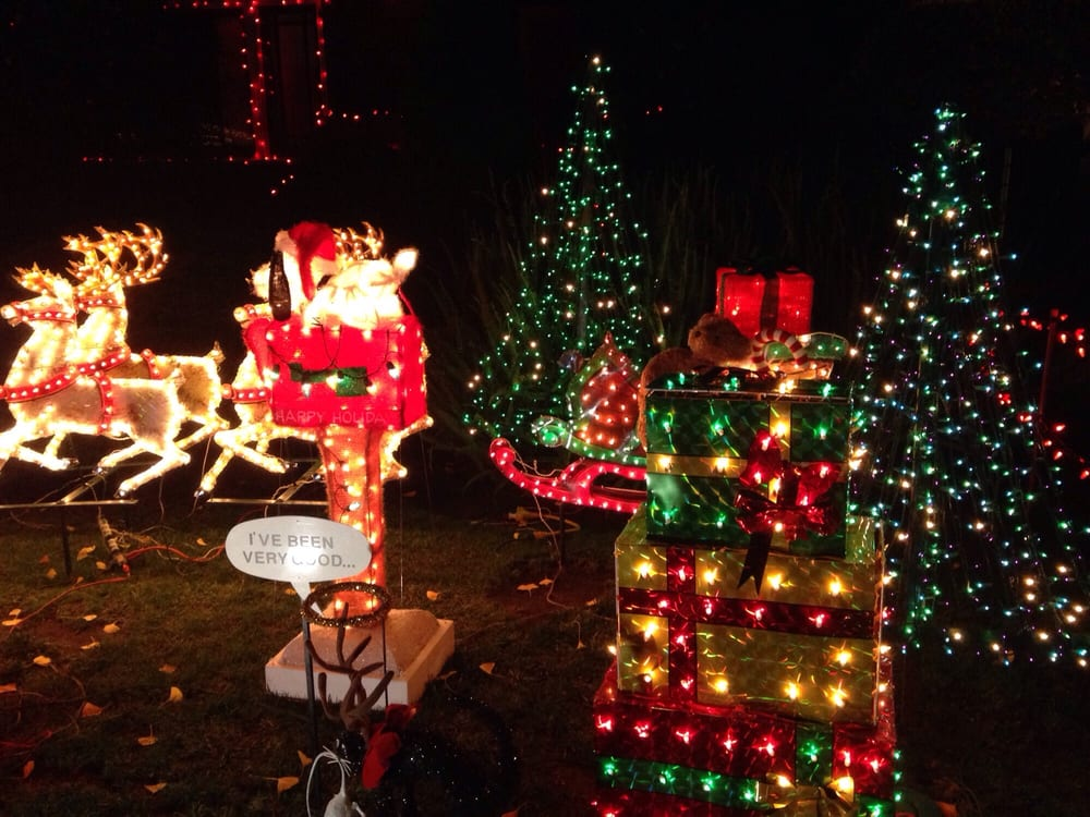 10 Best Christmas Light Displays In San Francisco 2016
