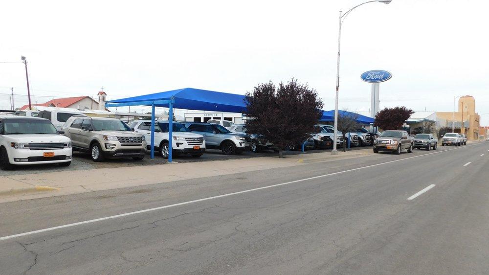 Smith Ford: 412 E Motel Dr, Lordsburg, NM