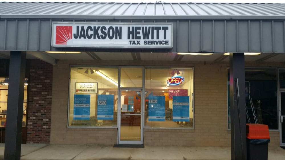 Jackson Hewitt Tax Service - Tax Services - 1547 Atkinson ...