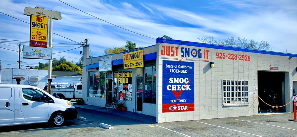 Just Smog It: 3830 Pacheco Blvd, Martinez, CA