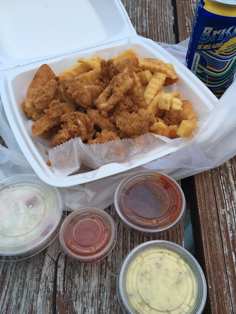 Ole Bay Seafood: 1914 Lafayette Blvd, Norfolk, VA