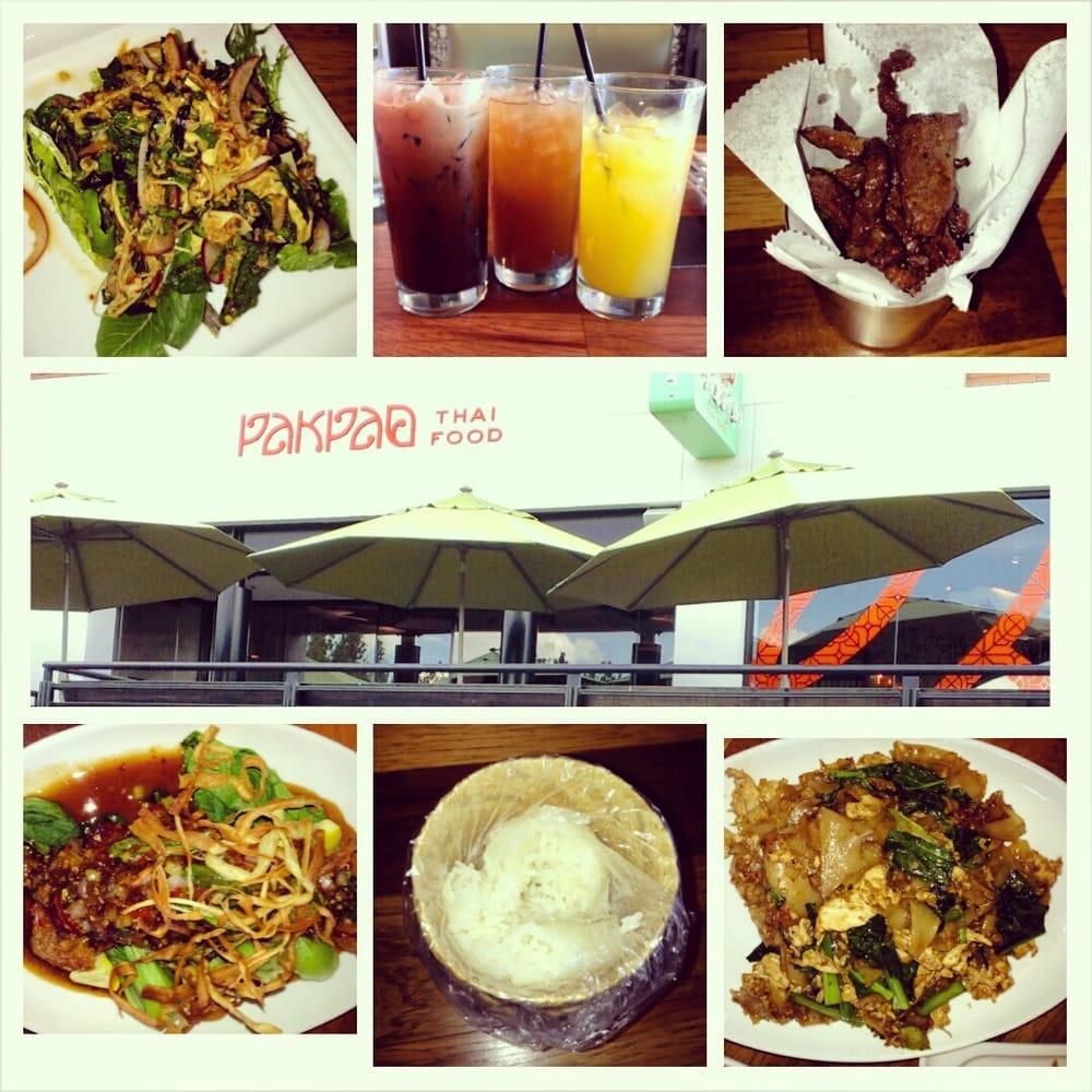 Pakpao Thai Food Design District Dallas Tx