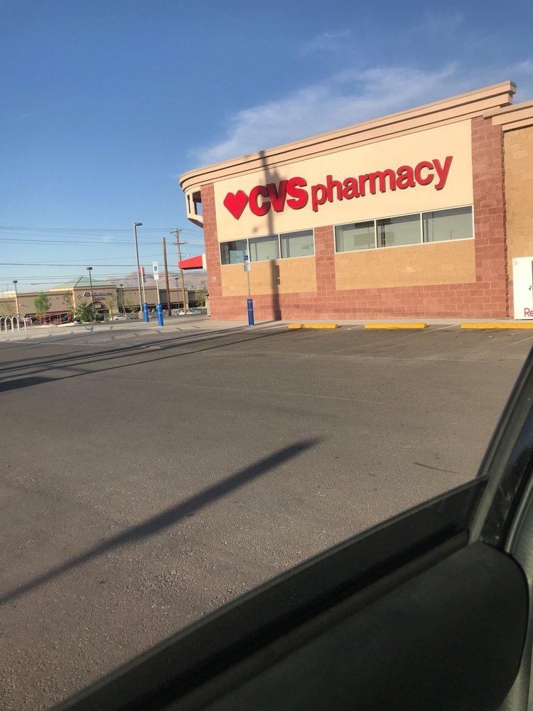 CVS Pharmacy: 5305 Montana Ave, El Paso, TX