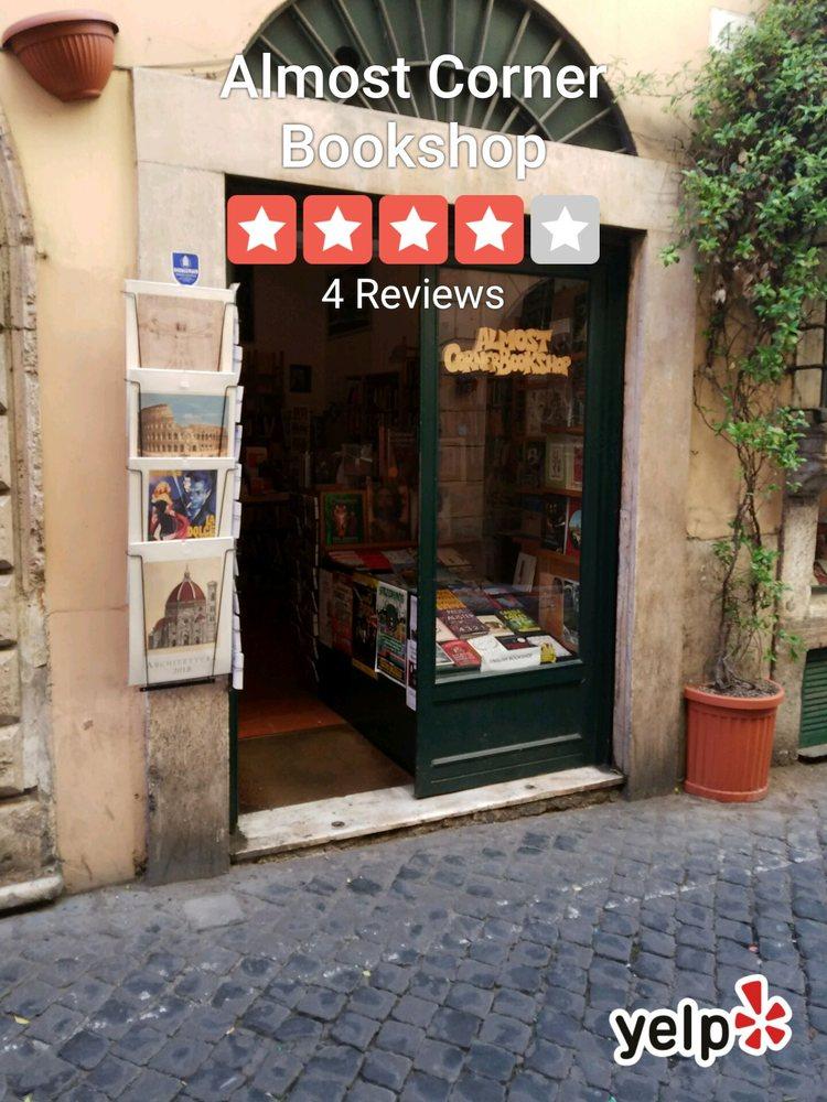 Almost Corner Bookshop