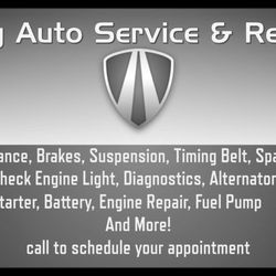 Kelly Auto Service and Repair - Request a Quote - Auto Repair