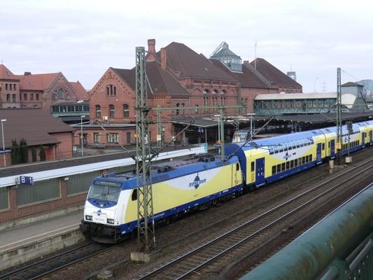 Bahnhof Hamburg-Harburg - Train Stations - Hamburg ...