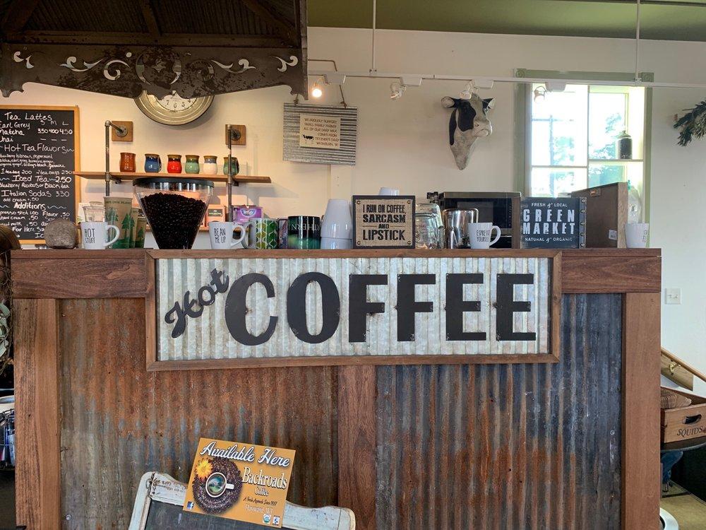 Gale Force Coffee: 10 N 1st St, Bayfield, WI