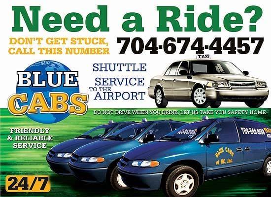 Blue Cabs: 543 Cox Rd, Gastonia, NC