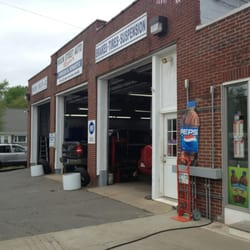 Main street auto repair talleres mec nicos 1158 main for Hanson motors service department