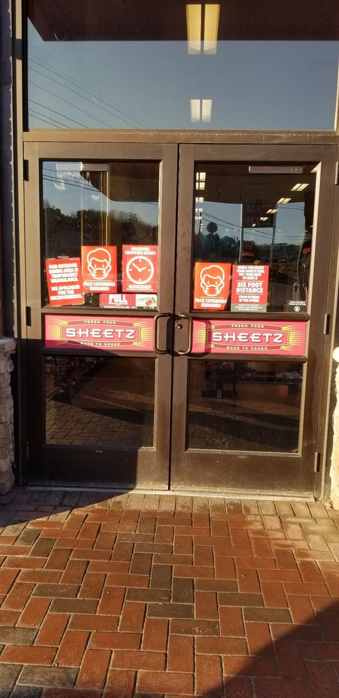 Sheetz: 300 W Main St, Brookville, PA