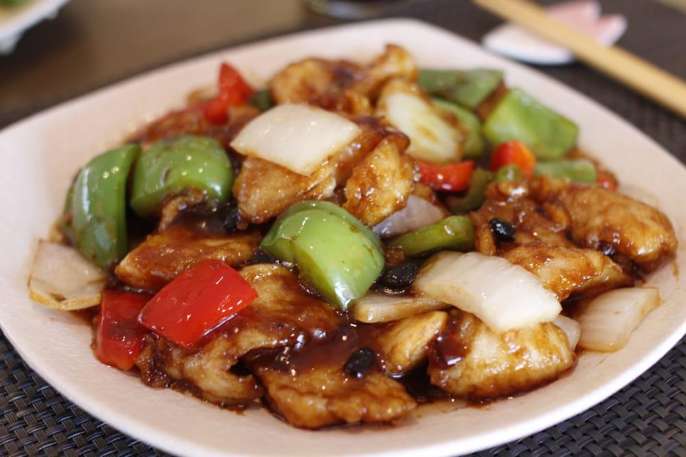 Fish fillet in black bean sauce yelp for Fish in black bean sauce