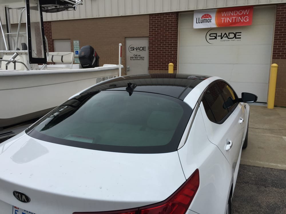2014 Kia Optima Llumar Ctx 40 Window Tint Yelp