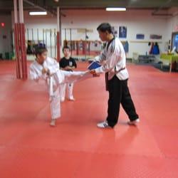 NH Kicks Taekwondo Family Fitness - Taekwondo - 90 Airport