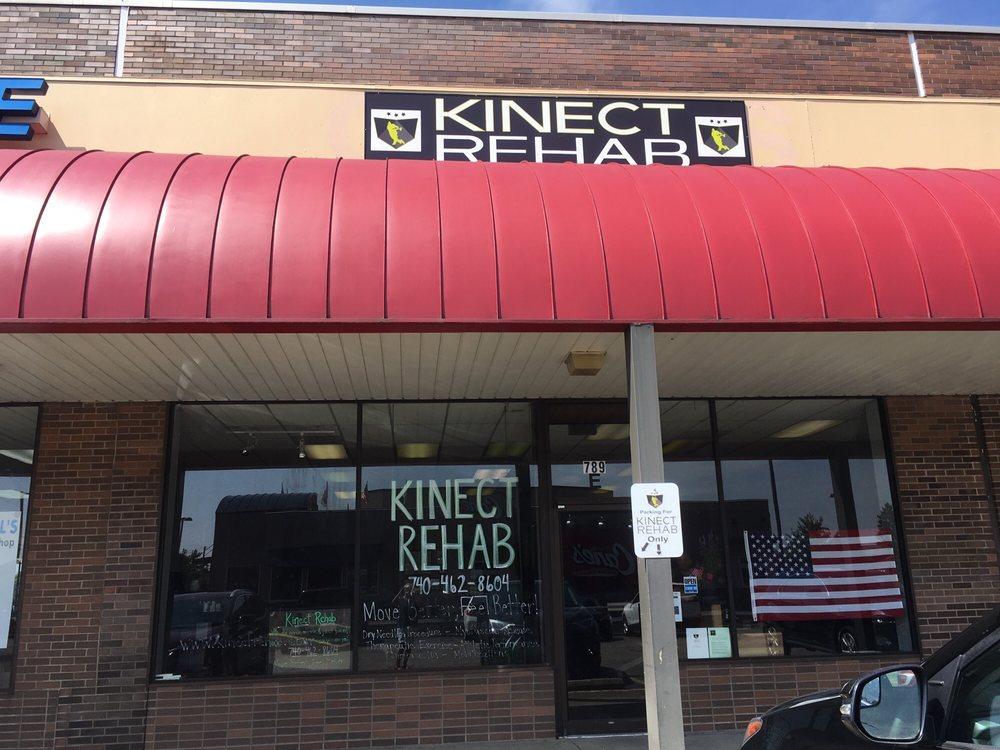 Kinect Rehab: 789 Hebron Rd, Heath, OH