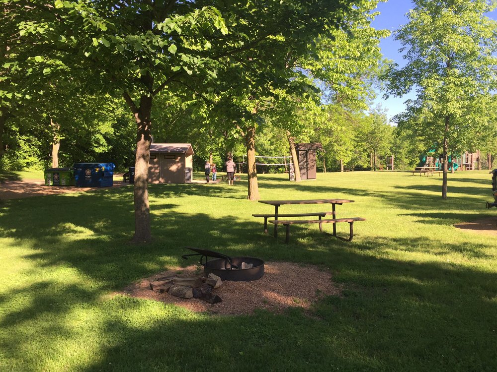 Carver Campground  Lake Auburn