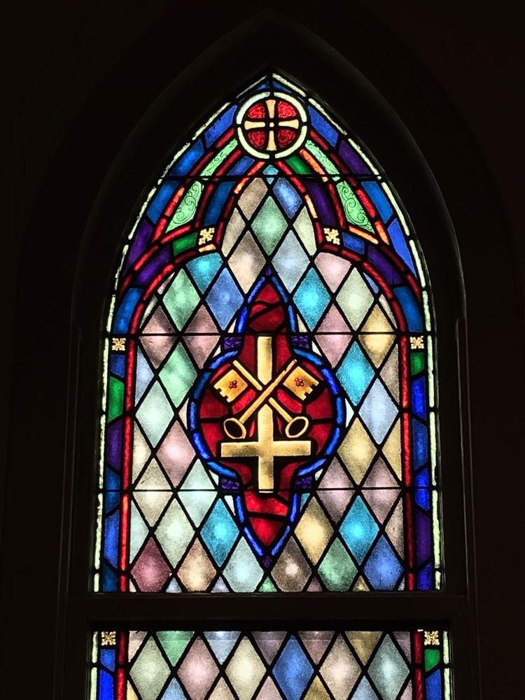 Immaculate Heart of Mary Catholic Church: 511 W Washington St, Greenwood, MS