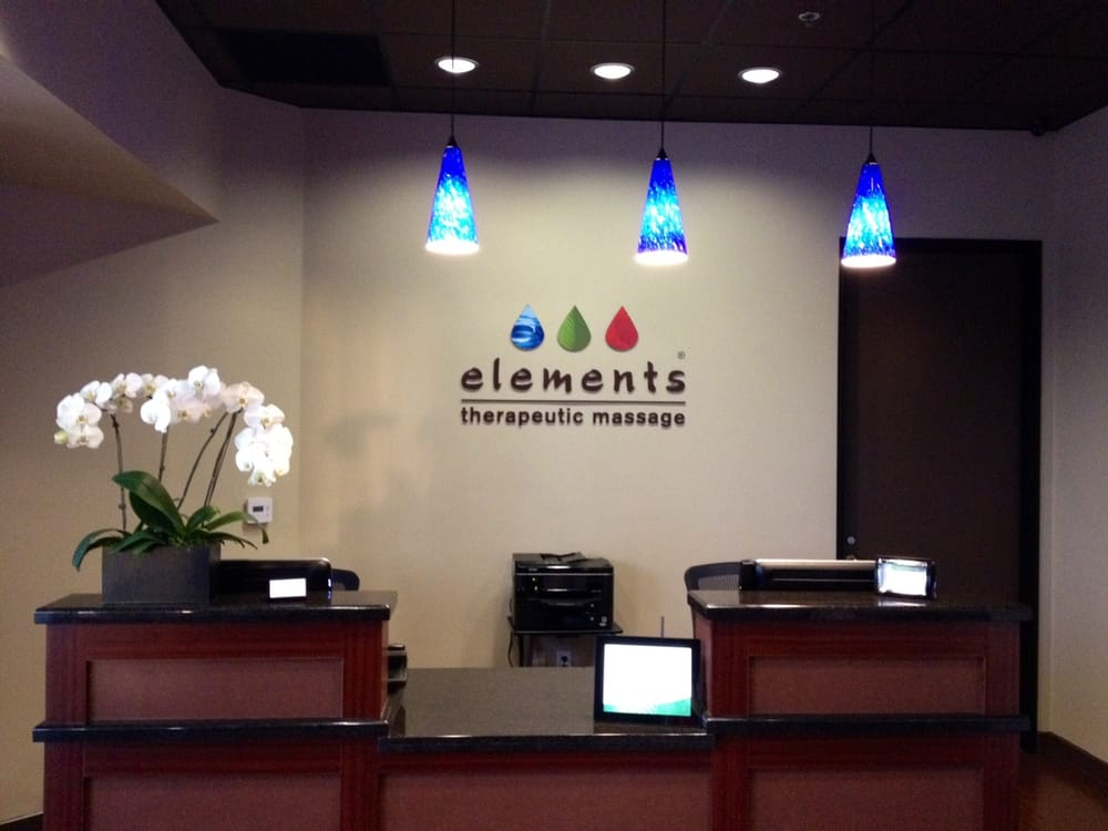 Elements Massage - Costa Mesa