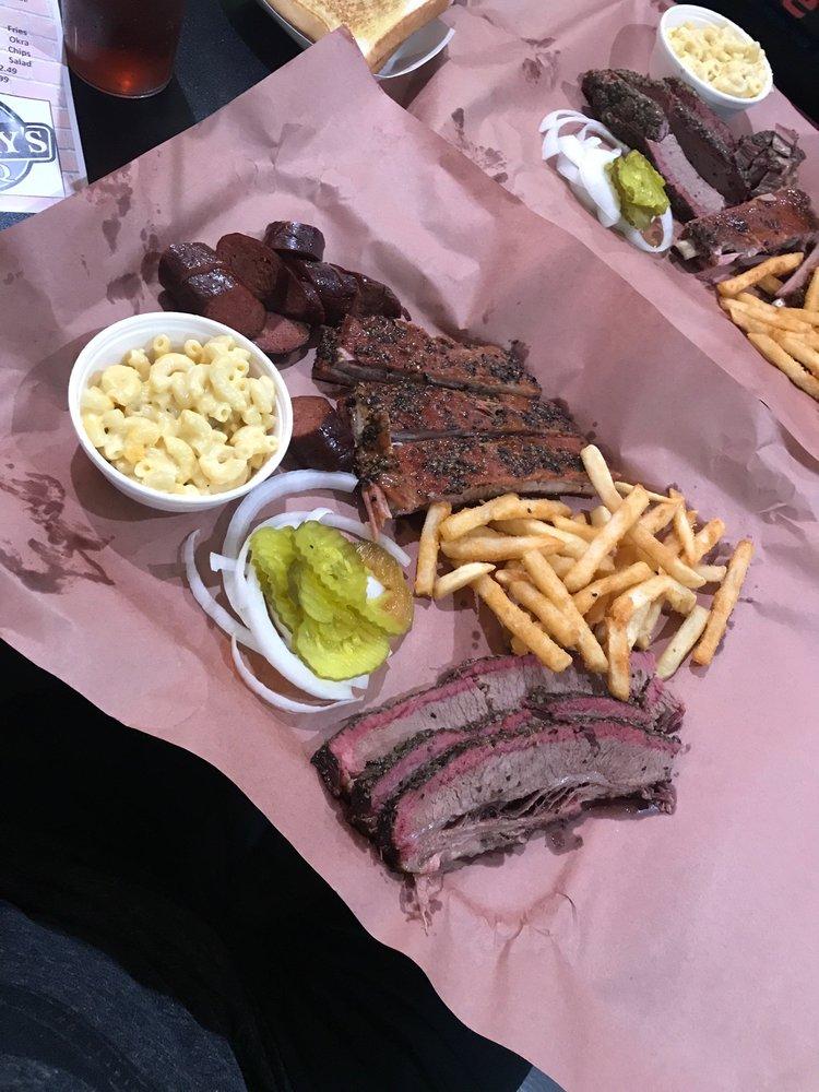 B-Ray's BBQ: 151 E Main St, Tuttle, OK
