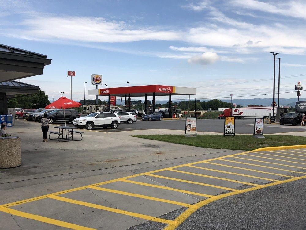 Flying J Travel Center: 3249 Chapman Rd, Wytheville, VA