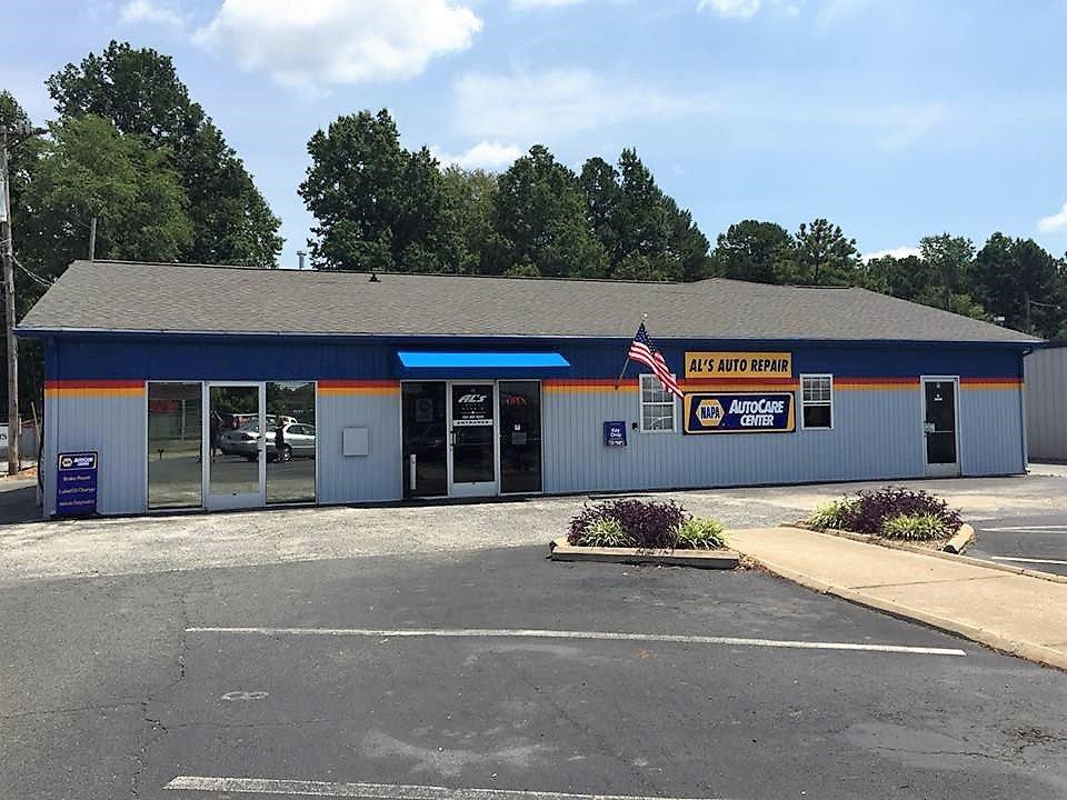 Al's Auto Repair: 18610 Statesville Rd, Cornelius, NC
