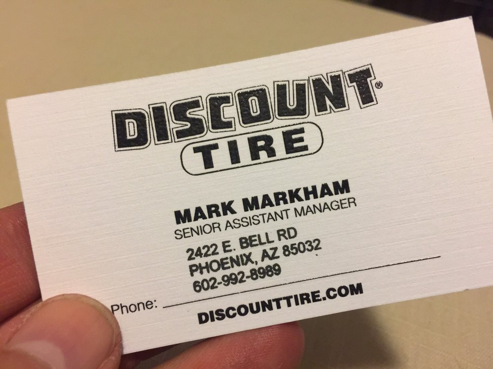 Ask for Mark! - Yelp