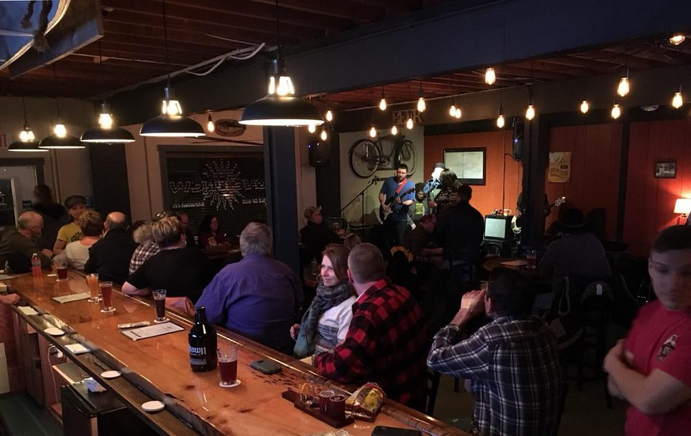 Isle of Que Brewing Company: 6 University Ave, Selinsgrove, PA