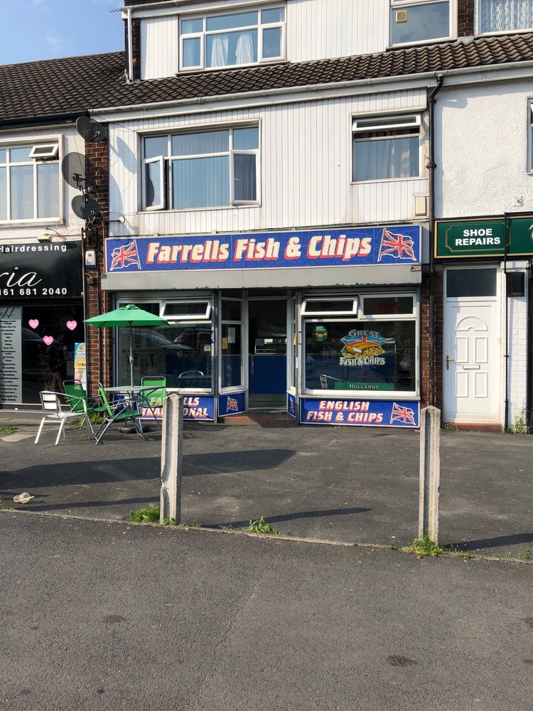 Farrell's Fish & Chips