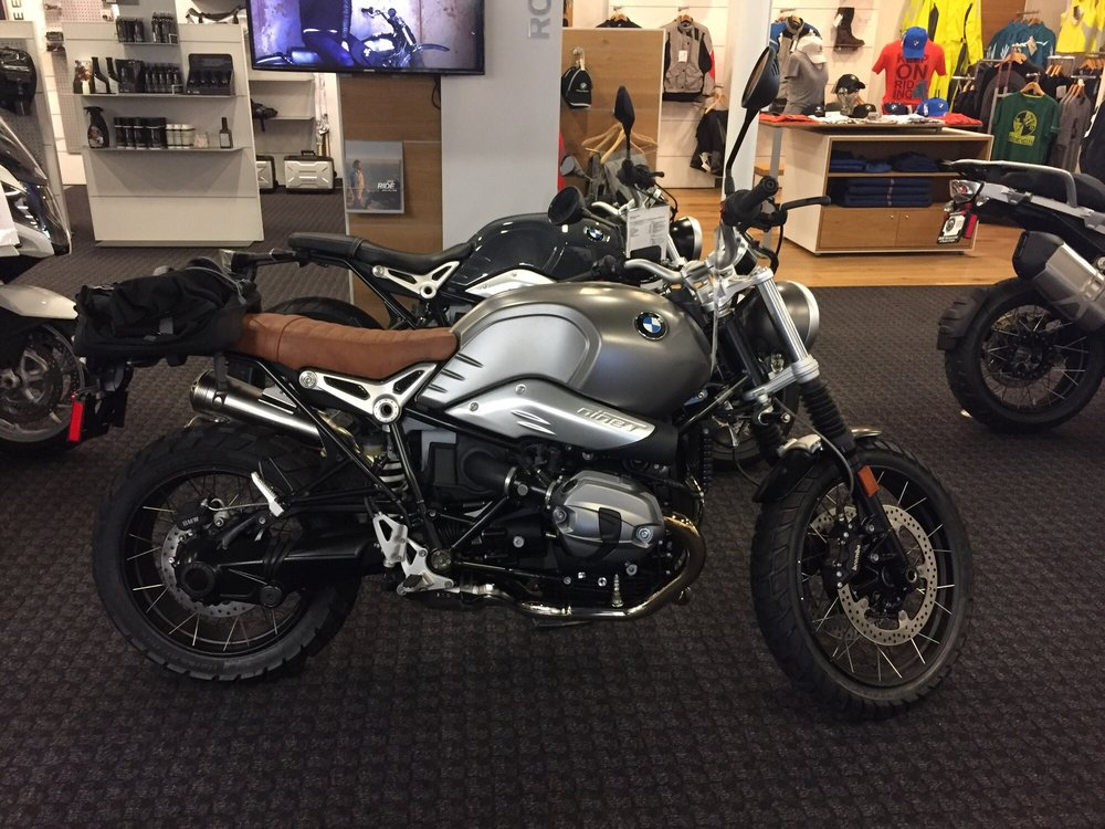BMW Motorcycles of Western Oregon