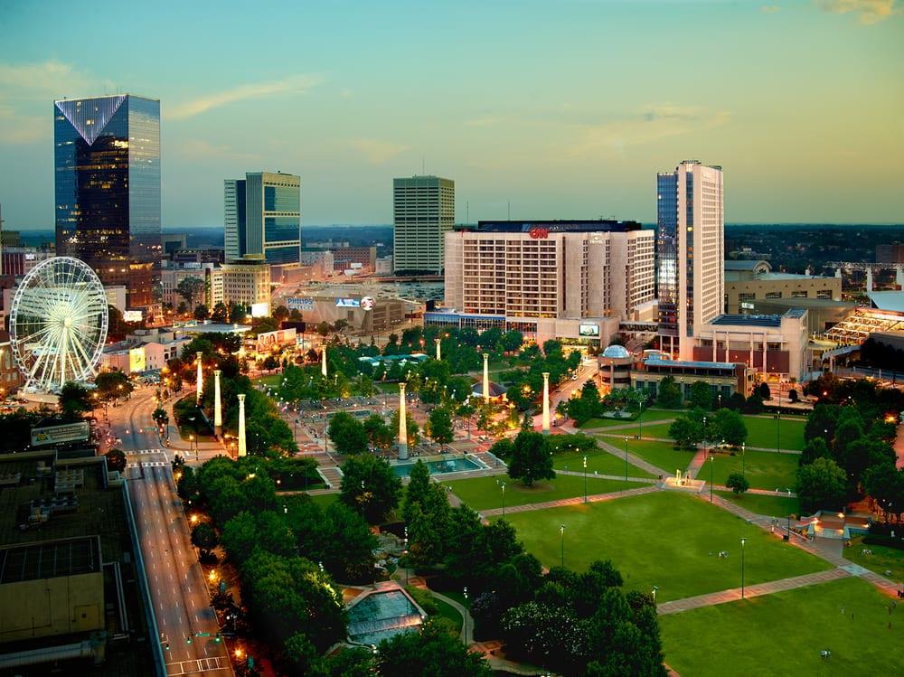 Omni Hotel At Cnn Center Atlanta Ga Reviews