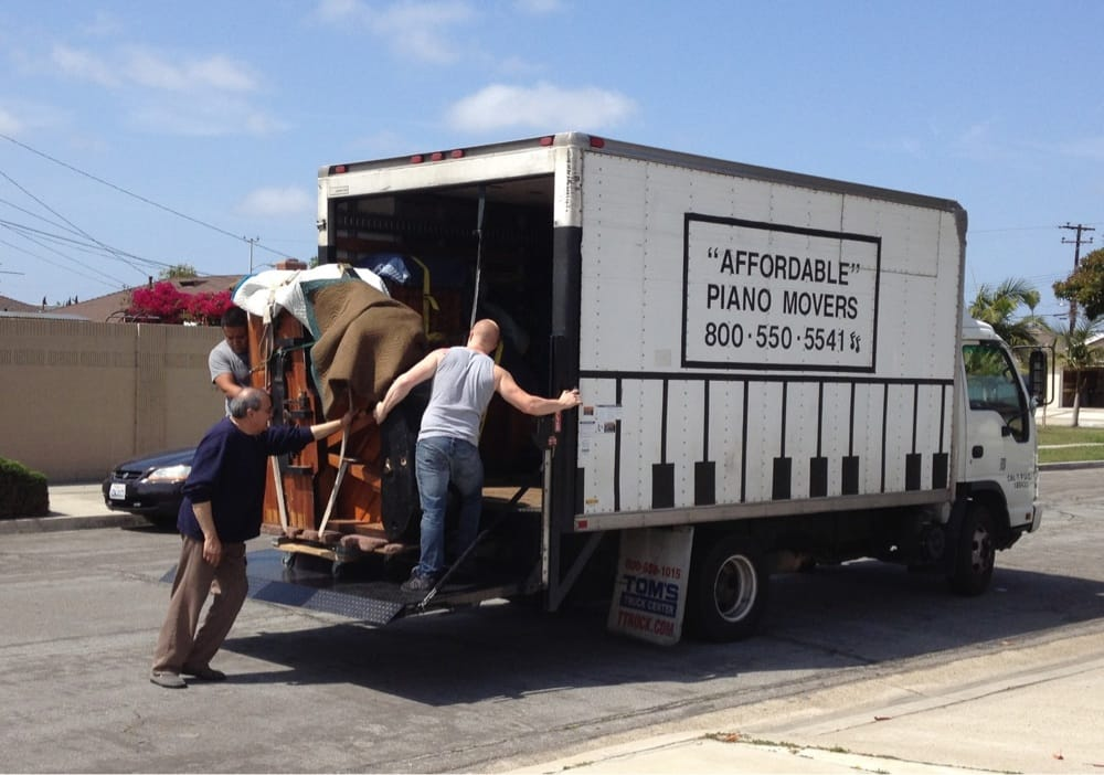 Affordable Piano Movers Amp Storage Piano Services