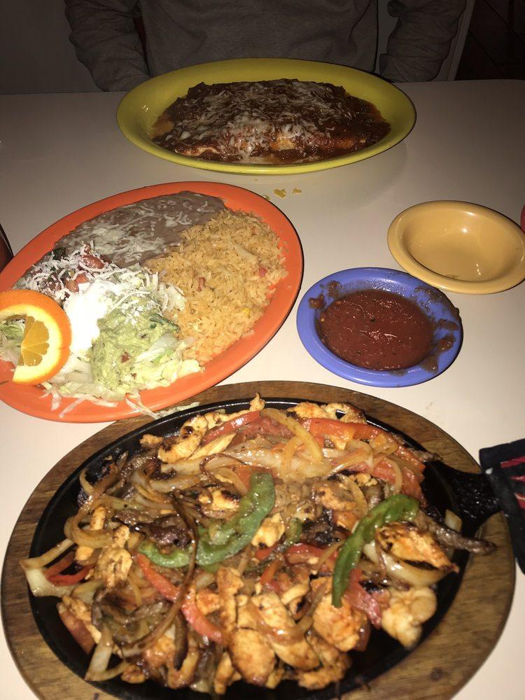 Vallarta Mexican Restaurant: 23 Legion St, Ringgold, GA