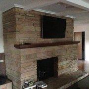 Tv Over Photo Of Wsc Home Audio Video Chesapeake Va United States Mount