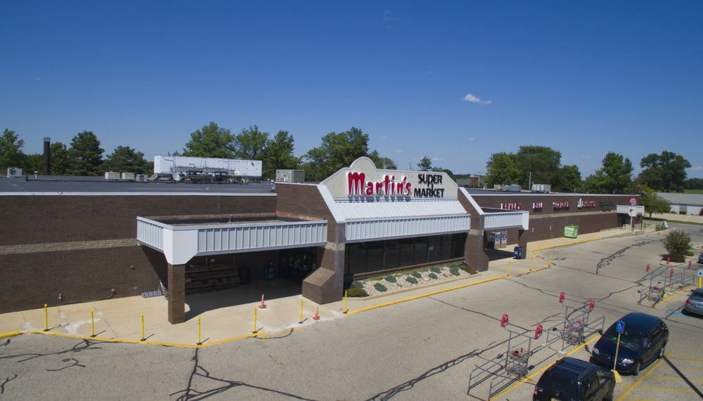 Martin's Super Market: 865 E Jefferson St, Plymouth, IN