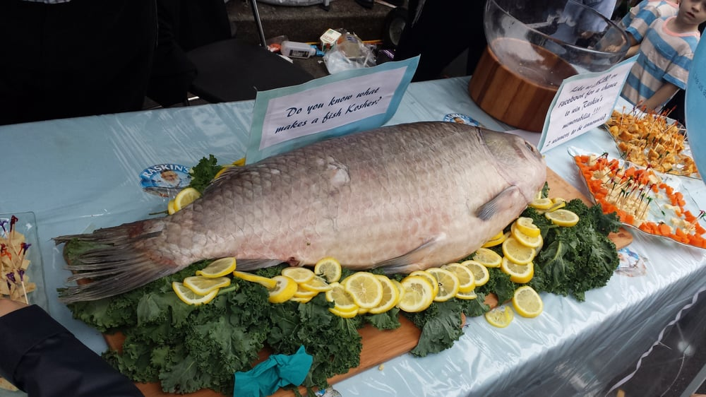Raskin Fish Market - Seafood Markets - 320 Kingston Ave, Crown Heights, Brooklyn, NY, United ...