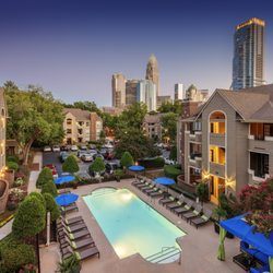 Photo Of Uptown Gardens Apartments Charlotte Nc United States Located In The