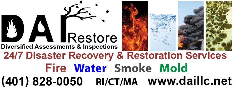 DAI Restore: 15 Centre of New England Blvd, Coventry, RI