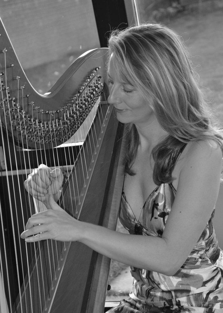 Sarah Goss Harpist: New York, NY
